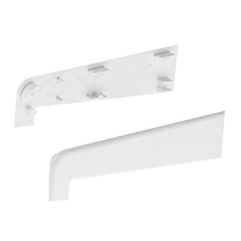 White Upvc Window Sill by 150mm X 1m White Upvc Plastic External Window Sill With 2