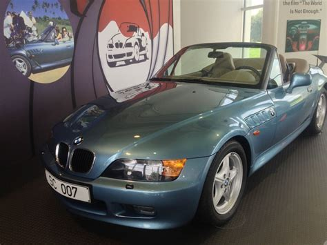 9 Best Images About Bmw Z3 At The Example Of 'goldeneye