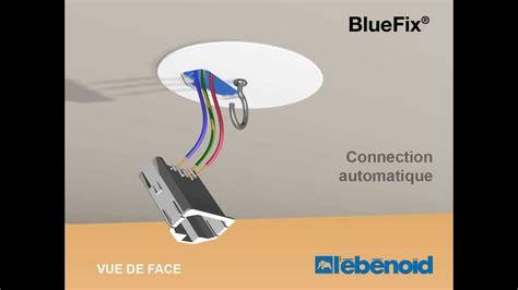 comment installer luminaire plafond comment installer une bo 238 te dcl bluefix l 201 b 233 bo 239 d