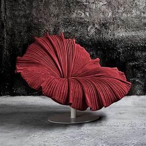 Bloom Chair Design, Unique Furniture Bringing Bright Color ...
