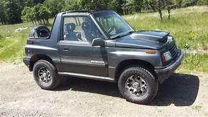 1989 Suzuki Sidekick Jlx Diesel 1 9l Tdi Hardtop 5