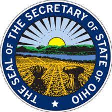 secretary  state  ohio democratic county chairs