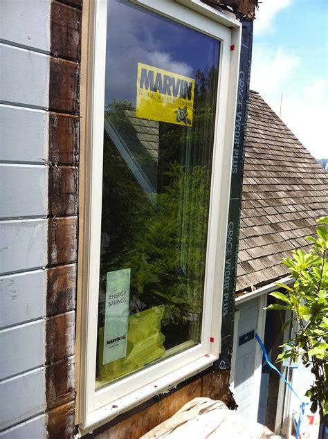 marvin windows ultimate casement installation  ot glass