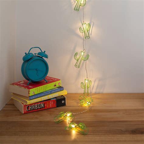 Led Lights For Uni Room by Led Kaktus Lichterkette Cacti Kakteen Licht Diy