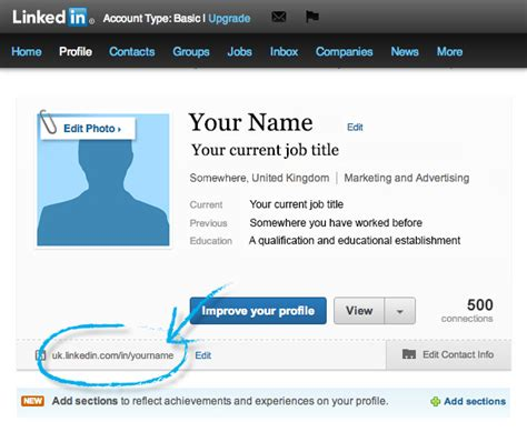 How To Attach Resume To Linkedin Email by Image Gallery Linkedin Address