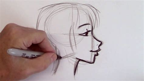 How To Draw A Modern Woman Character