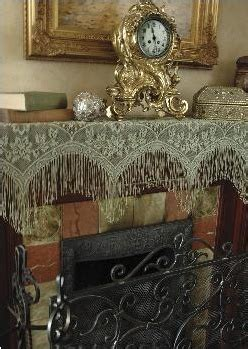 top  ideas  mantle scarves  pinterest runners
