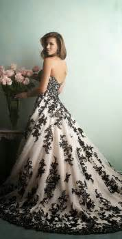 black dresses for weddings best 25 black wedding dresses ideas on black wedding gowns black and white wedding