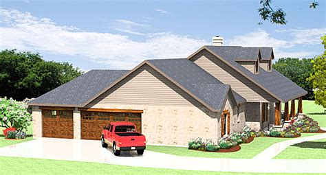 texas hill country ranch sl texas house plans   proven home designs