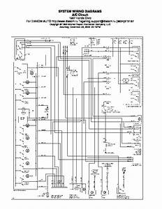 Honda Civic 97 Wiring Diagram Pdf Honda Honda Civic 97