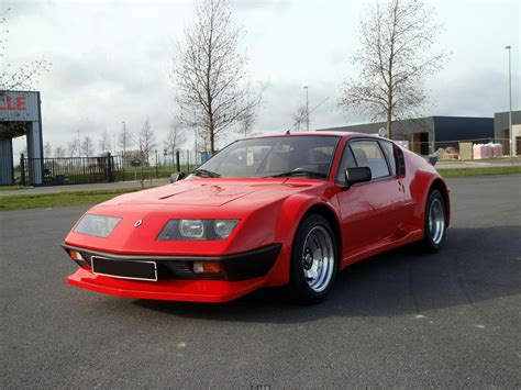 Renault Alpine A310 coupe classic cars wallpaper ...