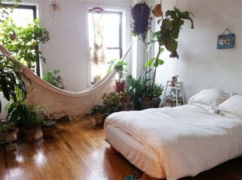 Hammocks, Plants And Bedrooms