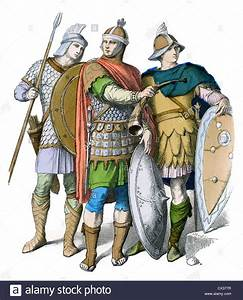 Frankish Warriors and Soldiers from the 5th to 10th ...