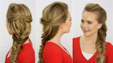 Fancy Fishtail Braid