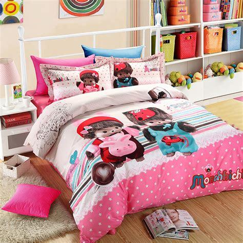 kid bedding monchichi bedding sets ebeddingsets