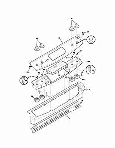 Kenmore 79045069401 Electric Range Parts