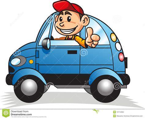 Driving Car Clipart