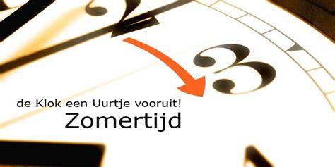 klok uur verzetten 2014 zomertijd gaat zaterdagnacht in onweer online nl