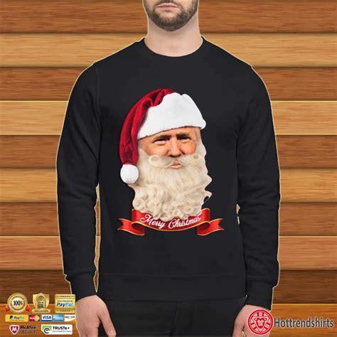 Mark Dice Merch Trump Claus Sweater Hottrendshirts