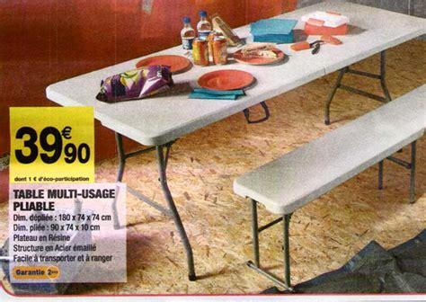 chaise de jardin pliante pas cher chaise de jardin pliante pas cher 13 table et banc