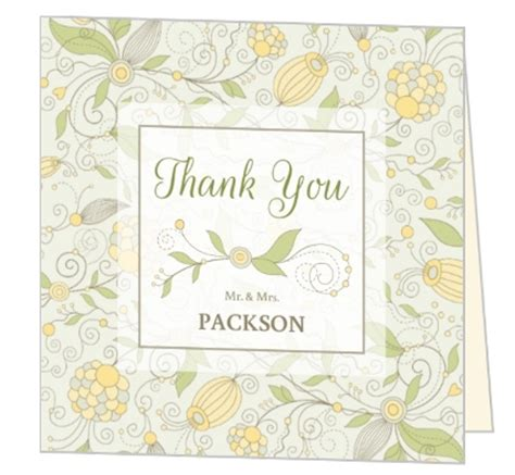 thank you card examples bridal shower thank you card wording etiquette sayings