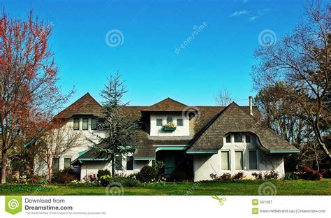 european style home european style home royalty free stock photography image