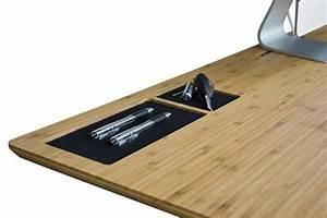 Schreibtisch Design Holz : schreibtisch design lift pro mit elektrisch verstellbarer h he ~ Eleganceandgraceweddings.com Haus und Dekorationen