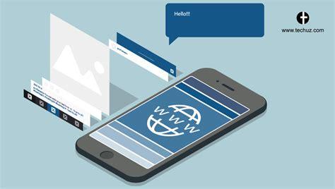 Mobile Website by Progressive Web Apps The Future Of Mobile Web App