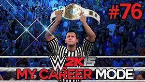 "WWE 2K15 My Career Mode - Ep. 76 - ""IC TITLE MATCH!"" [WWE ..."