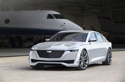 Cadillac Sedan by Cadillac Escala Sedan Visualized In Pictures Gm Authority