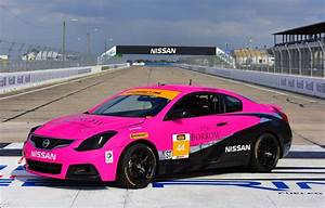 CRG Nissan Altima Coupe takes part in Continental Tire