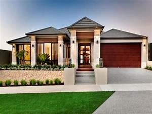 Traditional, Home, Brick, Exteriors, Modern, Home, Design