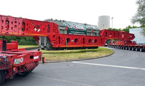 high girder bridge kahl schwerlast