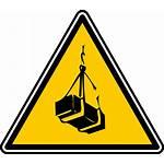 Sign Heavy Object Lifting Hazard Fall Pixabay