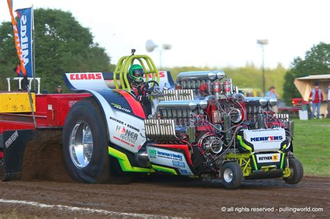Tractor Pulling News  Pullingworldcom 2018 Euro Cup