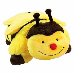 Authentic Pillow Pets Bumble Bee Small 11quot Plush Toy Gift