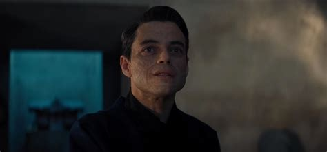 The New 'No Time To Die' Teaser Introduces Rami Malek As ...
