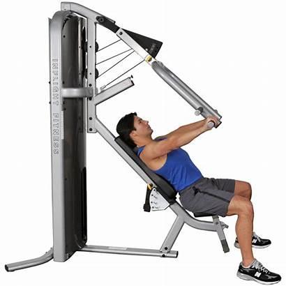 Gym Machine Equipment Fitness Inflight Press Multi
