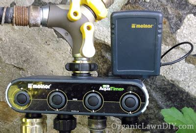Hose Faucet Timer Wifi by Melnor Wifi Aquatimer Review