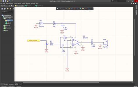 Free Schematic Diagram Software
