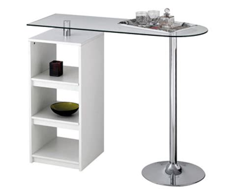 trouver table de bar conforama