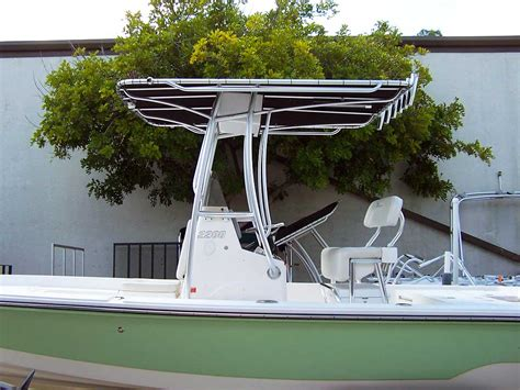 Used T Tops For Center Console Boats by T Tops For Center Consoles Photo Gallery By Welding