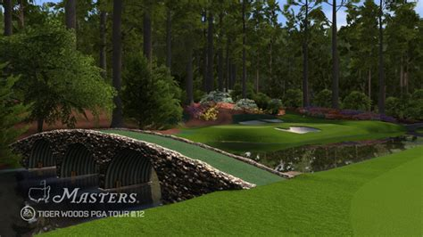 Tiger Woods On Gaming, The Masters And Pga Tour '12