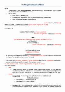pre action protocol letter template100 jamie dimon With pre action protocol letter template