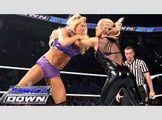 Natalya vs Charlotte SmackDown, Jan 28, 2016 YouTube