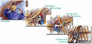Traitement Bois Charpente : traitement des charpents et des nuisibles dans le 93 ~ Edinachiropracticcenter.com Idées de Décoration