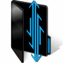 My Black Download Folder by hdavispi on deviantART
