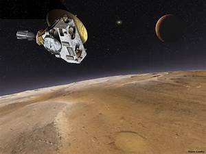 Hangout with New Horizons on April 3, 2015 - Universe Today