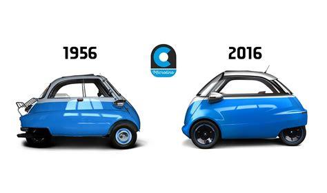 Microlino, la microcar del futuro che si ispira al passato ...