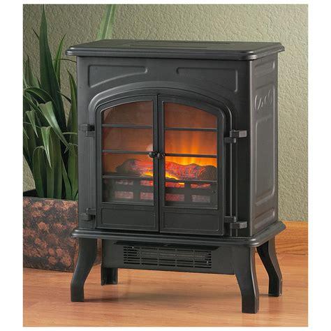 Eye Catching Castlecreek Electric Stove Heater 227152
